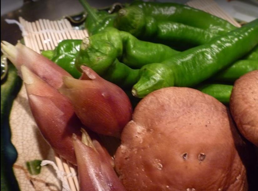 おばんざい_焼き野菜