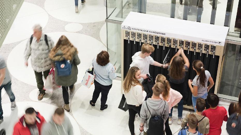 умный гардероб, иннновационный гардероб, гардероб MAGRUS, гардероб для общественных мест, гардероб робот, гардероб конвейер, RFID гардероб, рфид гардероб, конвейер без человека гардероб