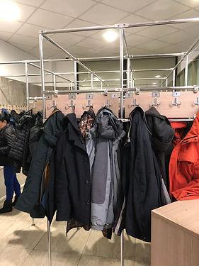 гардероб обычный замена на автоматическийЮ, проектирование гардероба, замер гардероба,