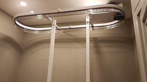 Гардеробная система вип, гардеробная систеа для вещей супер, супер домашний гардероб, инновационный гардероб, автоматический гардероб, автомаизирванный гардероб для дома, механический ардероб, гардероб для заведенй, гардероб для клиники автоматический, гардероб для ресторана вип