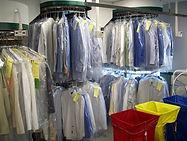 Конвейер для химчистки, конвейер для бизнеса химчистки, конвейер для прачечной, конвейер для униформы, склады хранения униформы