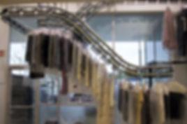 Конвейер для химчистки, транспортёр для химчистки, химчистка автоматизированная, конвейеры для химчистки, конвейер двухуровневый, конвейер для бизнеса, автоматизация химчистки