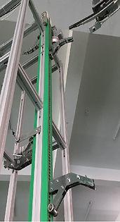Вертикальный конвейер для одежды, вертикальный подъёмник для одежды