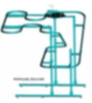 конвейеры для одежды. конвейеры для вещей, конвейер для униформы, конвейер для спецодежды, хранение униформы, конвейер для одежды, конвейер для химчистки, транспортёр для химчистки, проектирование химчистки, купить конвейер для химчистки