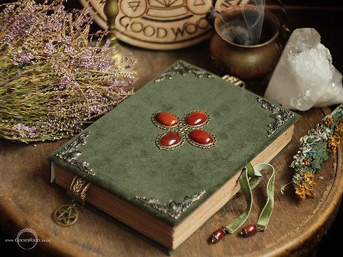 "Книга Теней ""Закат в волшебном лесу"""