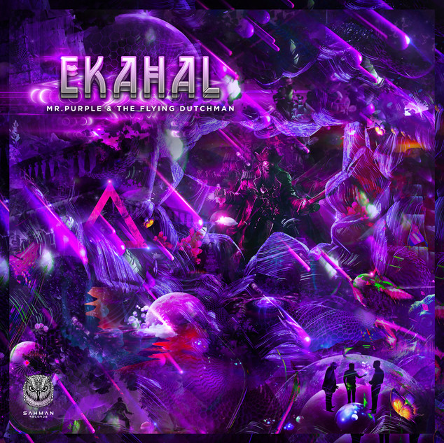 Ekahal - Mr.Purple & The Flying Dutchman EP