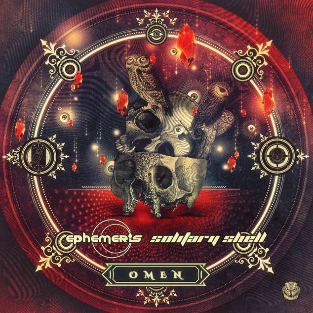 Solitary Shell & Ephemeris - Omen EP