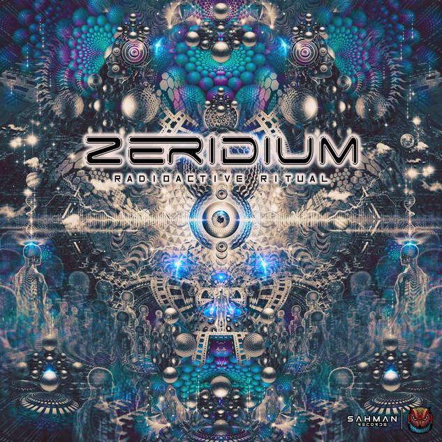 ZERIDIUM_RADIOACTIVE RITUAL_COVER_REVISE