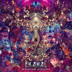 EKAHAL_QUANTUM NIRVANA_COVER_3600x3600 p