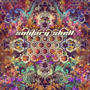 SOLITARY SHELL_THE HIVE_COVER_2000x2000p