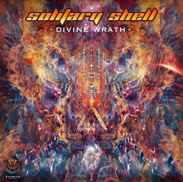 Solitary Shell - Divine Wrath