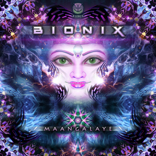 BIONIX - Maangalaye cover V2 for release