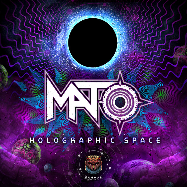MATO - Holographic Space EP