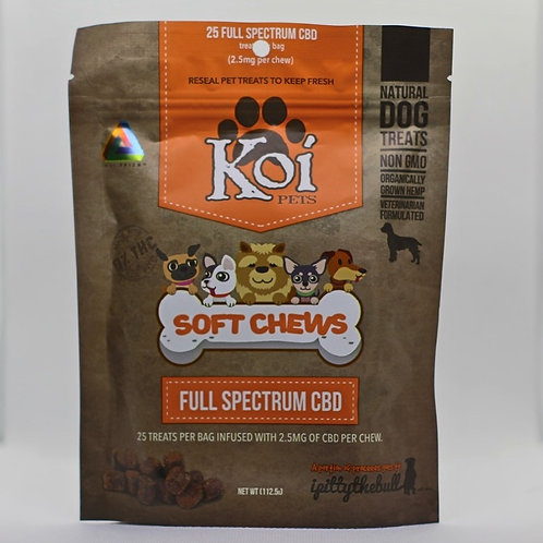 KOI Soft Dog Chews