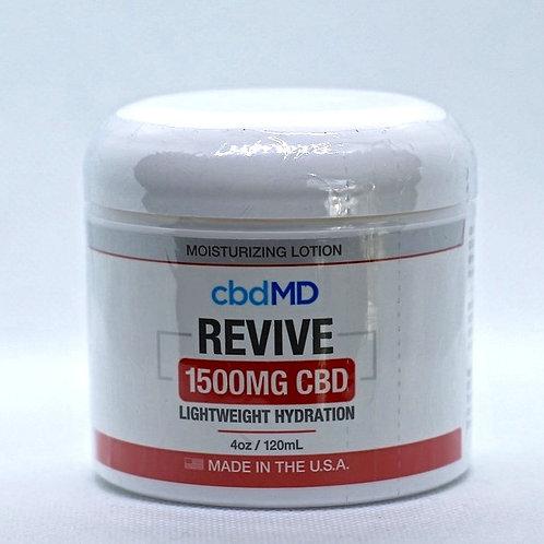 cbdMD Revive Moisturizing Lotion