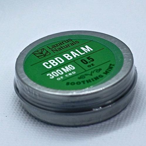 CBD Balm Pain Rub; Soothing Mint