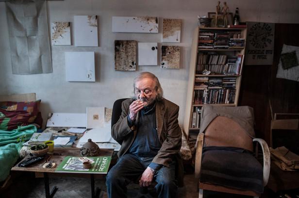 Jan Steklik artist