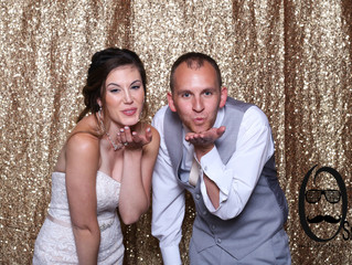 Wedding guests love our Photo Booth!