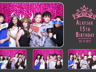 Alayjah's Sweet 15 | Elks Lodge, Weehawken, NJ