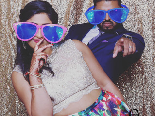 5 Reasons why you should have our photo booth at your wedding reception!