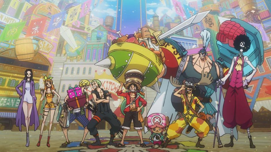 Bebop Reacts: One Piece Stampede