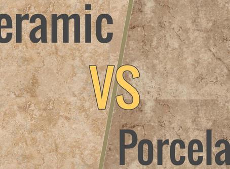 Porcelain vs. Ceramic Tile - Which is Better?