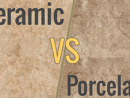 Porcelain vs. Ceramic Tile - Which is Better?