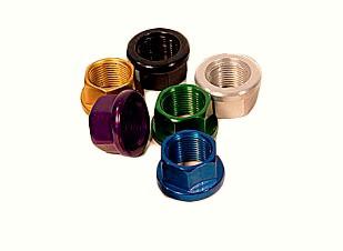 Colour Anodizing