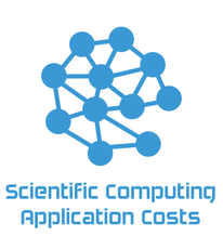 Evaluation of the total costs of running scientific applications, using the real-world example of iCeBOUND rather than synthetic benchmarks, on local and cloud HPC clusters.