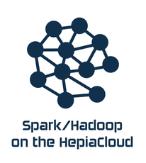 Support for RAWFIE Data Analytics Services by deploying and supporting Spark/Hadoop on the HepiaCloud.