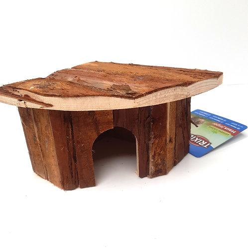 Domek mały drewniany 22x10x15