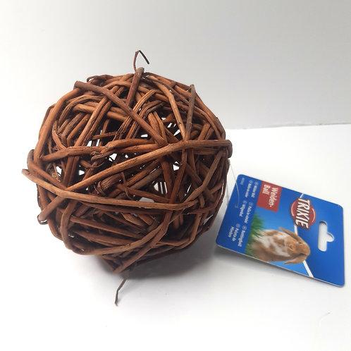 TRIXIE Piłka wiklinowa 13 cm