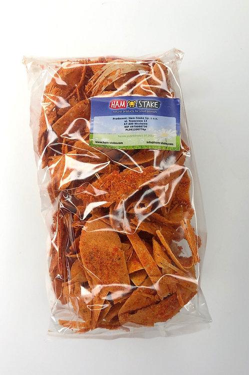 HAM-STAKE  Chipsy brzozowe z marchewką