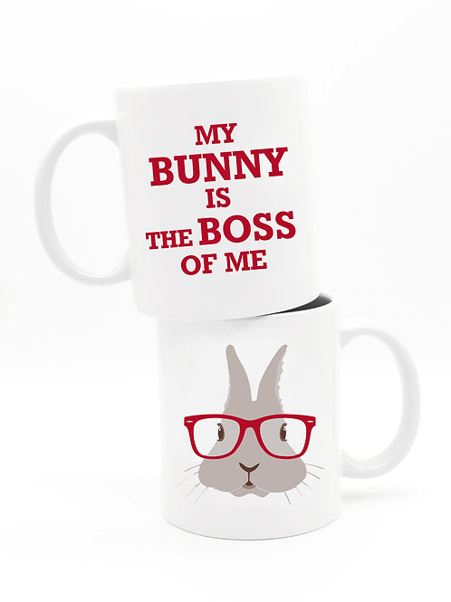 """Kubek """"Bunny Boss"""""""