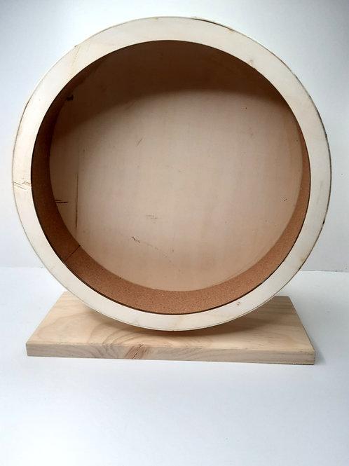 Drewniany kołowrotek 33 cm