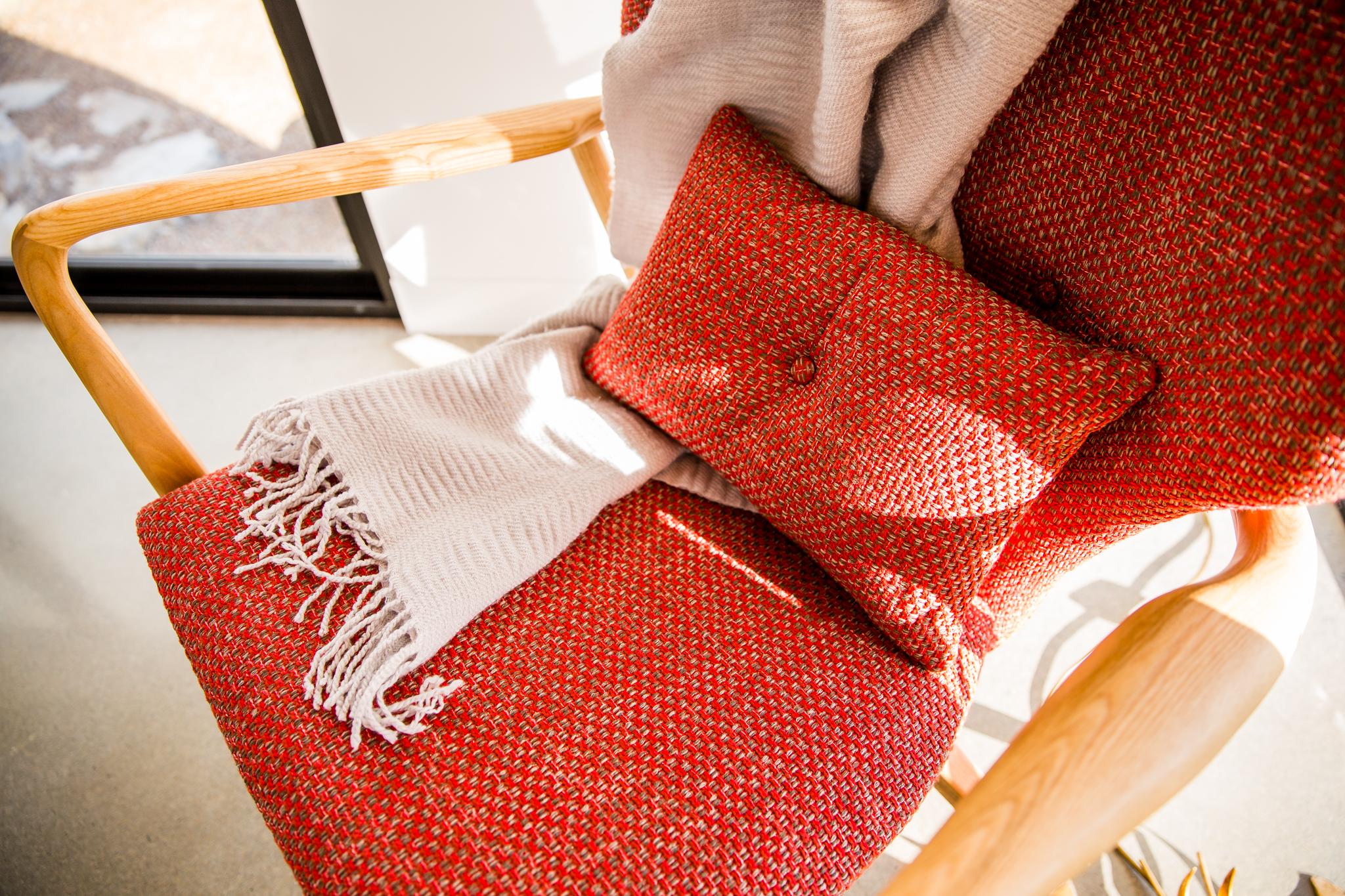 Luxury furnishings throughout