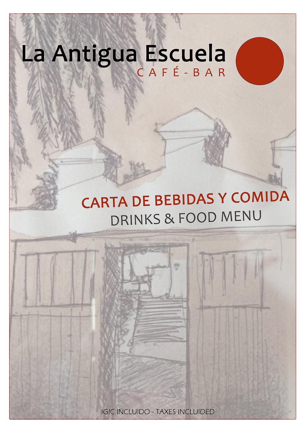 2021 Carta Café La Escuela 001 Portada.j