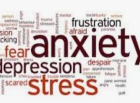Anxiety vs. Stress