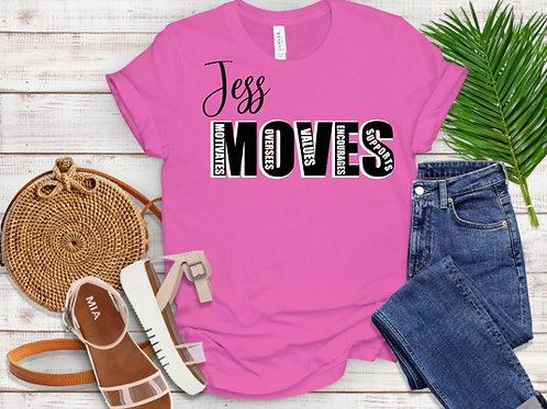 JessMoves T-Shirts