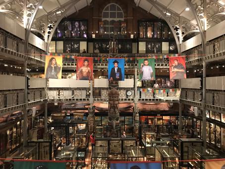 (De)colonizing the Pitt Rivers Museum?