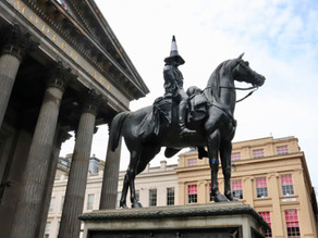 The Duke of Wellington: The man with a cone on his head