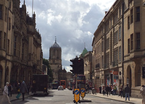 A Tale of Two Cities: Oxford's Relief Road Controversy
