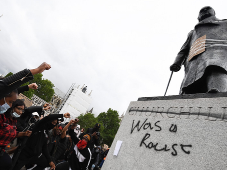 Churchill's Legacy: Not Yet Set in Stone
