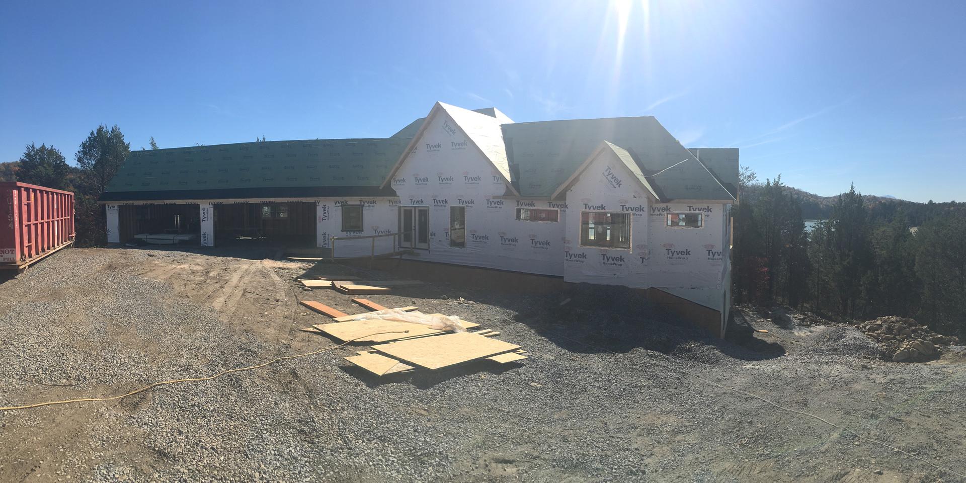 Framing, Sheetrock, Roof, Sevierville