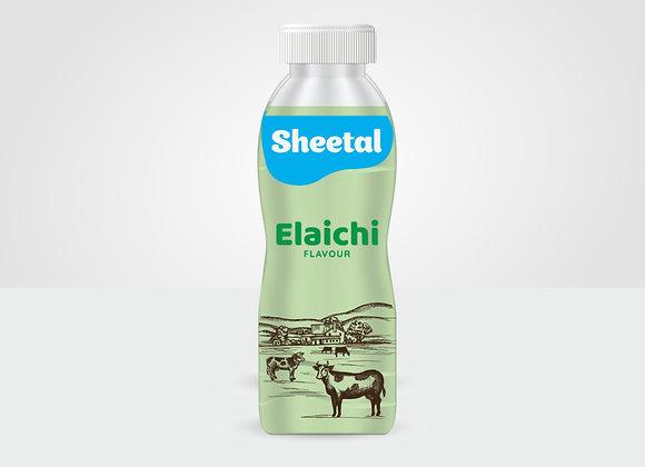 Elaichi Flavoured Milk