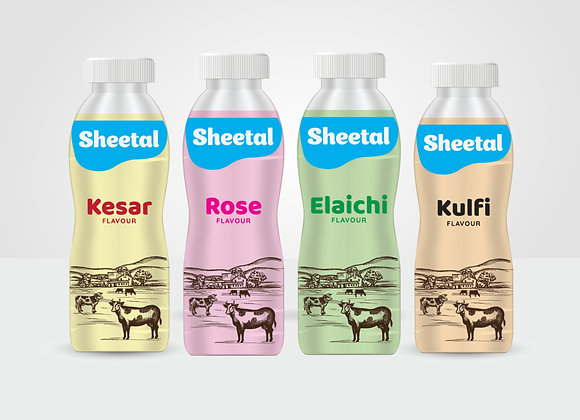 Flavoured Milk Pack Of 12