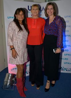 Viviana Zocco, Marcela Losardo y Patrici