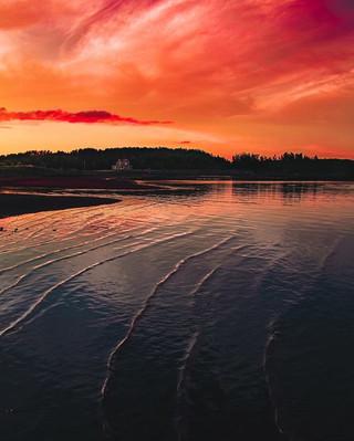 Northern Nova Scotia sunsets..jpg