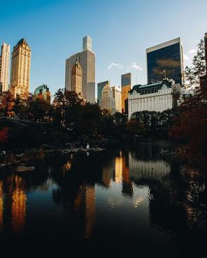 Central Park is really something else..j