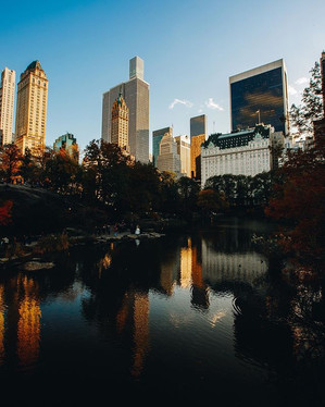 Central Park is really something else..j